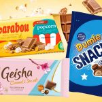 Nyhet: Marabou Popcorn, Dumle Snacks Choco Chewies & Geisha Caramel & Sea Salt