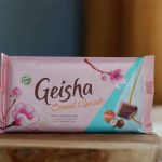 Geisha Caramel & Sea Salt