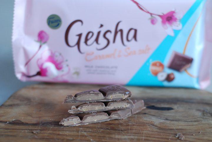 Geisha med Caramel & Sea Salt