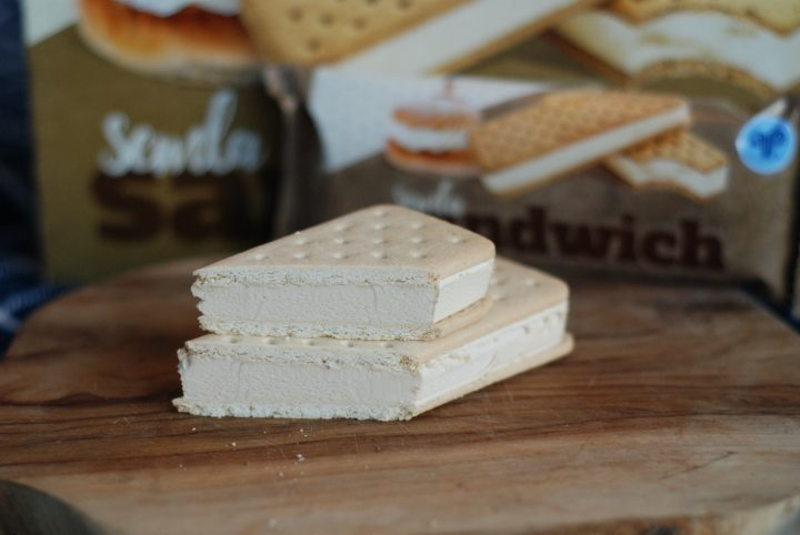 Hemglass Sandwich Semla