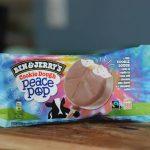 Ben & Jerry's Cookie Dough Peace Pop