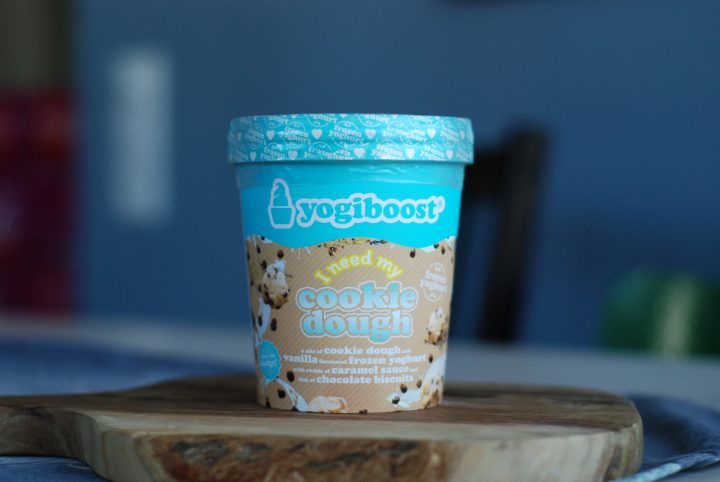 Yogiboost Cookie Dough