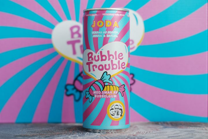 JODA Bubble Trouble