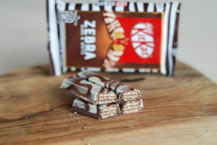KitKat som Zebra