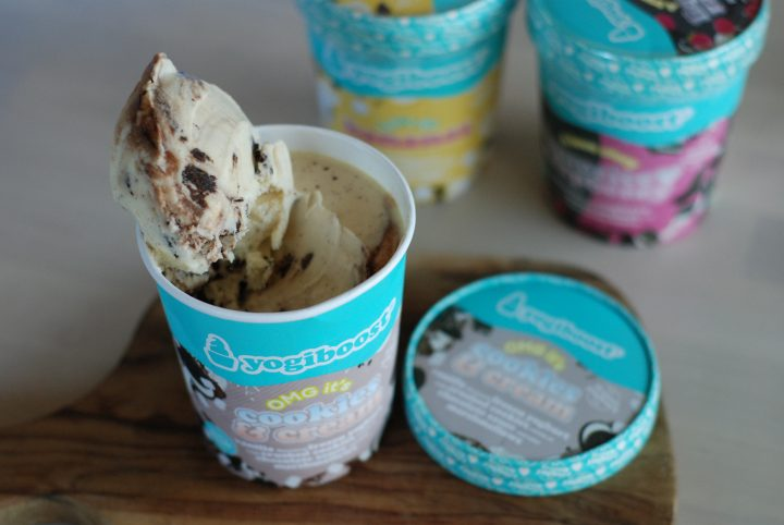 Yogiboost OMG it's Cookies & Cream