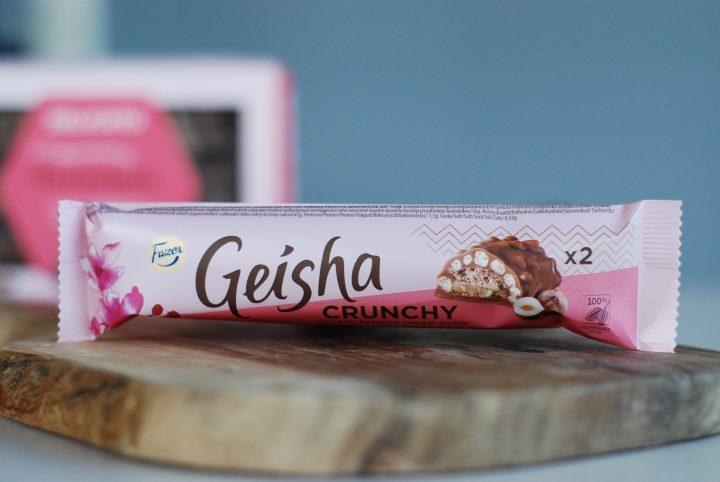 Geisha Crunchy