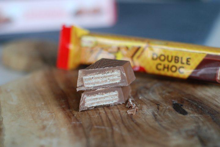 Kexchoklad som Double Choc