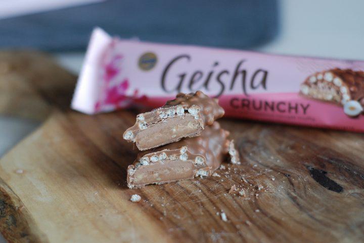 Geisha som Crunchy