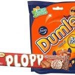Nyhet: Plopp Chokladboll & Dumle Tutti Frutti