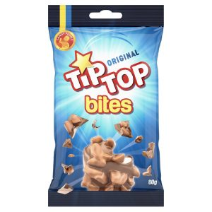 Tip top bites
