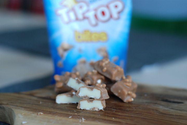 TipTop glass som Bites