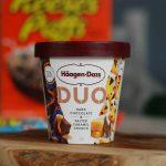 Häagen-Dazs DUO Dark Chocolate & Salted Caramel Crunch