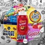 Sockerbiten tipsar – Fazer Chocolate Wafers, Gott & Blandat Äkta frukt m.m.