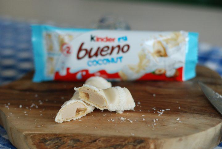 Kinder Bueno med Coconut