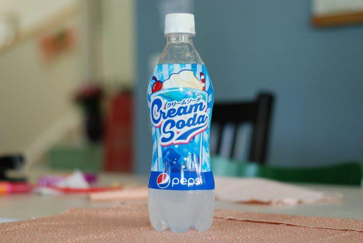 Pepsi Cream Soda