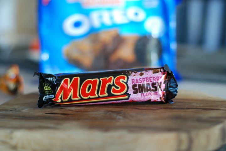 Mars Raspberry Smash