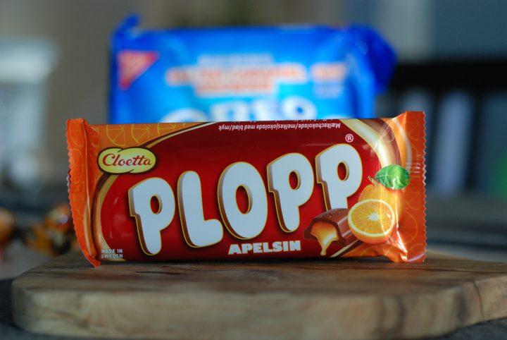 Plopp Apelsin