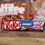 KitKat Chunky Salted Caramel Popcorn