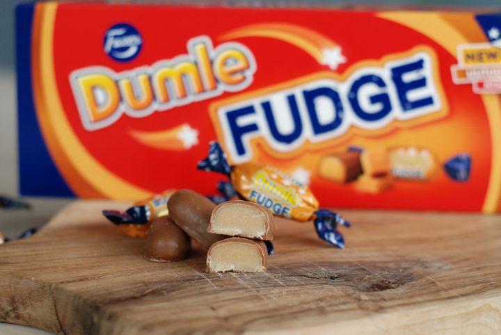 Dumle med Fudge